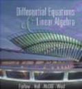 Jeanie McDill,Jerry Farlow,Beverly West - Differential Equations & Linear Algebra