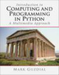 Mark Guzdial,M Guzdial - Introduction to Computing & Programming in Python