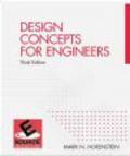 Mark Horenstein - Design Coneptcs for Engineers
