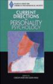 Carolyn Morf,Caroline Morf,Ozlem Ayduk - Current Directions in Personality Psychology: Psychology Reader