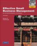 Norman Scarborough,Norman M. Scarborough - Effective Small Business Management: International Version