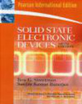 Sanjay Banerjee,Ben Streetman,B Streetman - Solid State Electronic Devices