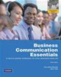 John Thill,Courtland Bovee,Courtland L. Bovee - Business Communication Essentials: International Version