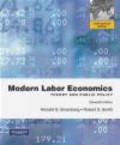 Robert Smith,Ronald Ehrenberg - Modern Labor Economics