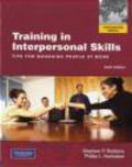 Phillip Hunsaker,Stephen Robbins - Training in Interpersonal Skills
