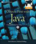 Michael Kolling,David Barnes - Objects First with Java