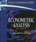 William Greene - Econometric Analysis International Edition