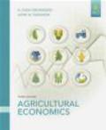 John Goodwin,Evan Drummond,H Drummond - Agriculture Economics 3e