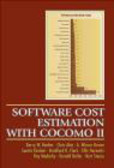 Winsor Brown,Donald Reifer,Raymond Madachy - Software Cost Estimation with COCOMO II