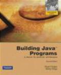 Marty Stepp,Stuart Reges,S Reges - Building Java Programs 2e