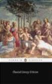 P Murray - Classical Literary Criticism