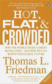 Thomas Friedman,T Friedman - Hot Flat and Crowded