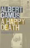 Albert Camus,A Camus - Happy Death