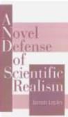 Jarrett Leplin,J Leplin - Novel Defense of Scientific Realism