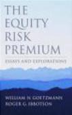William Goetzmann,Roger Ibbotson - Equity Risk Premium