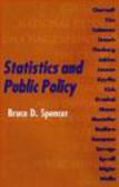 B.D. Spencer,B Spencer - Statistics & Public Policy