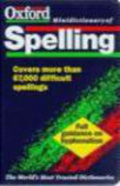 Maurice Waite - Oxford Minidictionary of Spelling