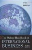 A Rugman - Oxford Handbook of International Business