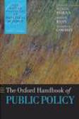 M Moran - Oxford Handbook of Public Policy