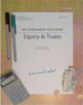 Iain McDonald,Anne Street,I McDonald - Equity & Trusts Concentrate