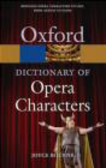 Joyce Bourne,J Bourne - Dictionary of Opera Characters