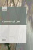 Robert Bradgate,Fidelma White,R Bradgate - Commercial Law 2010