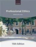 Ros Carne,R Carne - Proffesional Ethics 15e