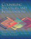 Harold Hackney,Sherilyn Cormier - Counseling Strategies & Interventions