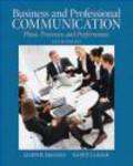 Nancy Legge,James DiSanza - Business & Professional Communication