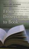 William Germano - From Dissertation to Book