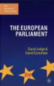 David Earnshaw,David Judge,D Judge - European Parliament 2e