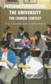 T Coverdale-Jones - Internationalising the University