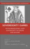 R Adler-Nissen - Sovereignty Games