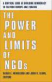 S Mendelsohn - Power & Limits of NGOs