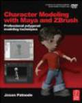 Jason Patnode,J Patnode - Character Modeling with Maya and ZBrush
