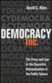 David Allen - Democracy INC