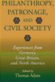 Adam - Philanthropy Patronage & Civil Society