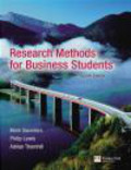 Mark Saunders,Adrian Thornhill,Philip Lewis - Research Methods for Business Students