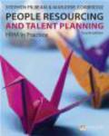 Marjorie Corbridge,Stephen Pilbeam,S Pilbeam - People Resourcing and Talent Planning 4e
