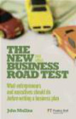 John Mullins - The New Business Road Test