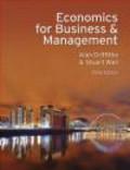 Stuart Wall,Alan Griffiths - Economics for Business and Management
