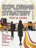 Richard Whittington,Kevan Scholes,Gerry Johnson - Exploring Strategy Text & Cases Plus MyStrategyLab