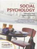 Graham Vaughan,Michael A. Hogg - Social Psychology with MyPsychLab