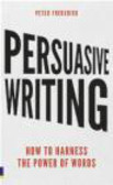 Peter Frederick - Persuasive Writing