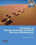 Norman M. Scarborough - Essentials of Entrepreneurship and Small Business Management