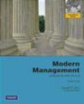 Samuel C. Certo - Modern Management with MyManagementLab