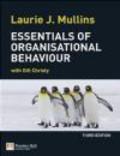 Laurie J. Mullins - Essentials of Organisational Behaviour