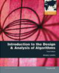 Anany Levitin - Introduction to the Design and Analysis of Algorithms