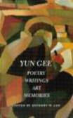 Anthony Lee,A Lee - Yun Gee Poetry Writings Art Memories