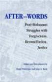 John Roth,David Patterson,J Roth - After-words